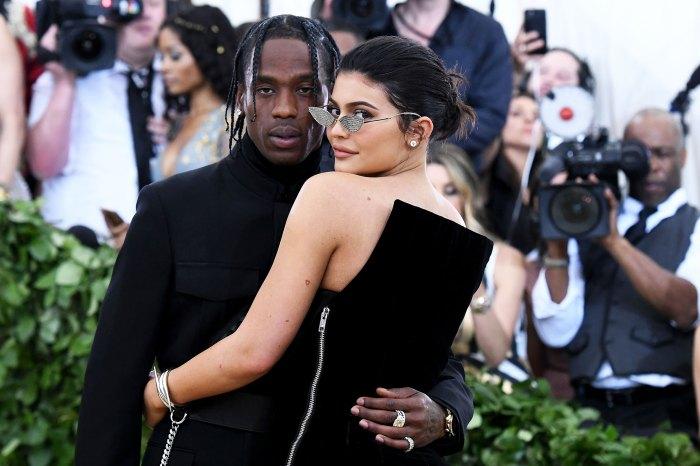 Kylie Jenner Brags Travis Scott Wifey
