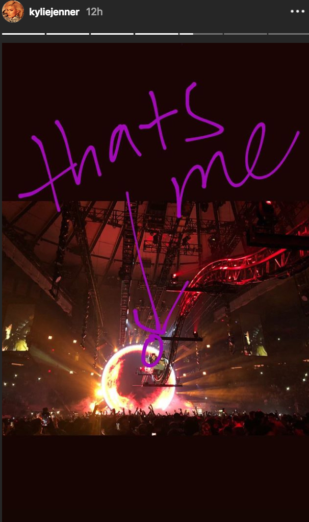 """46a4e297b936 ... threw fans for a loop when they referred to each other as """"hubby"""" and  """"wife"""" ahead of Scott's first Astroworld concert at MSG on Tuesday, November  27."""