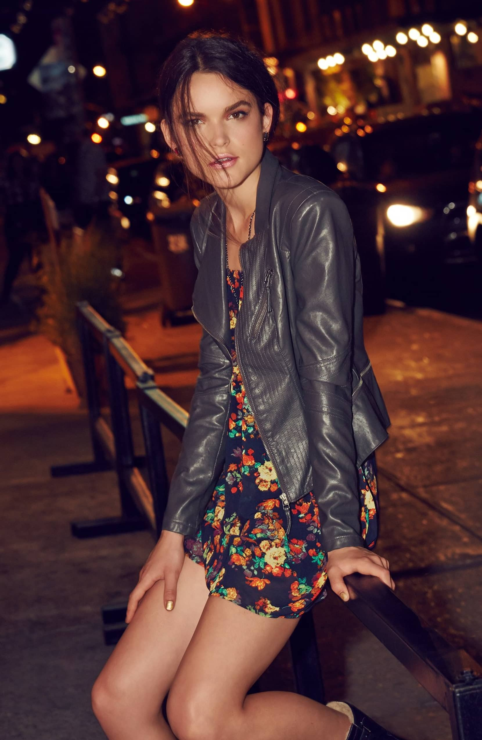 5efae6342e80 The BLANKNYC Faux Leather Jacket is the perfect addition to our collection  of faux leather toppers and this baby is selling fast at Nordstrom.
