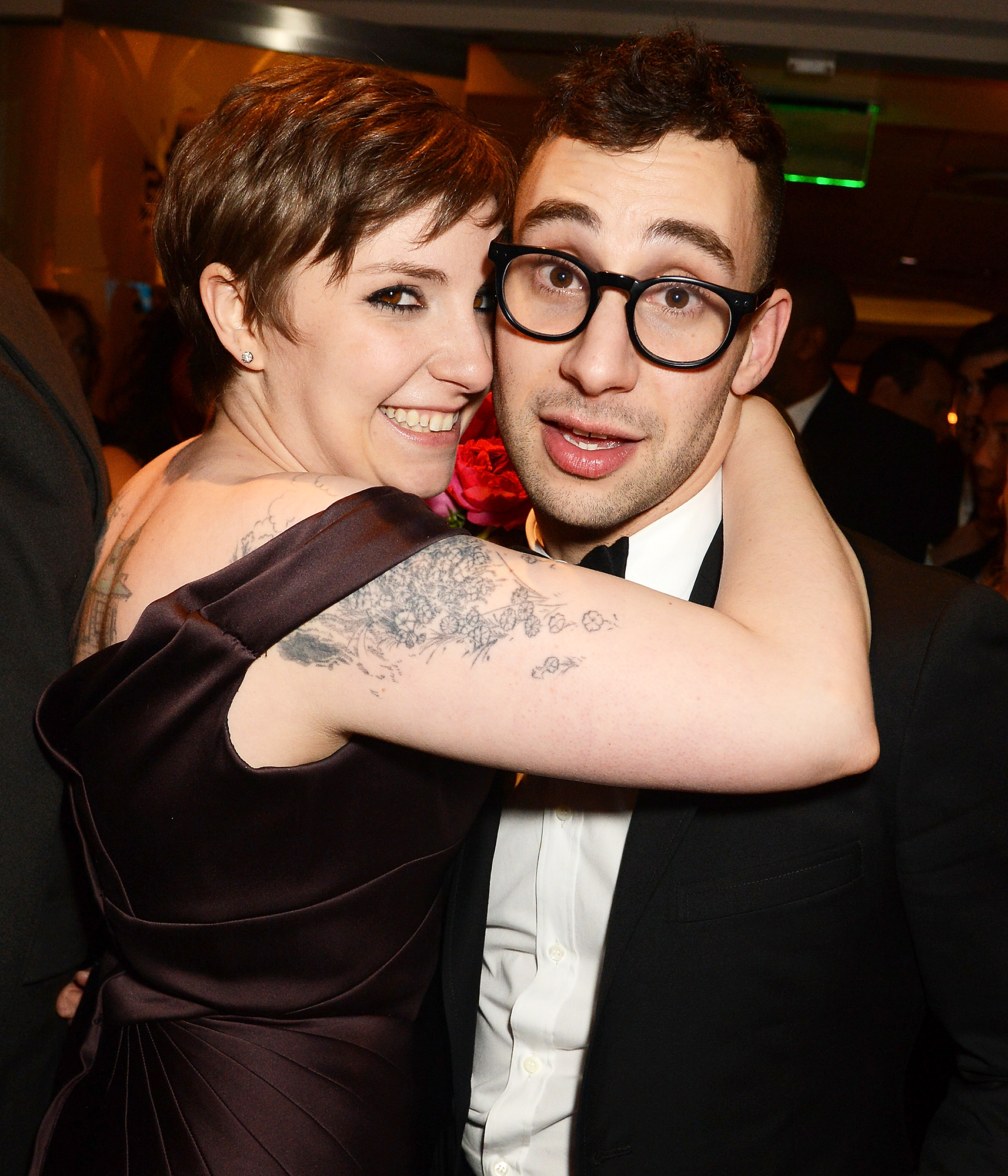 Lena Dunham Hasnt Talked To Lorde Since Jack Antonoff Rumors