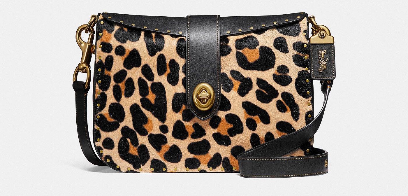 leopard print page 27 coach bag