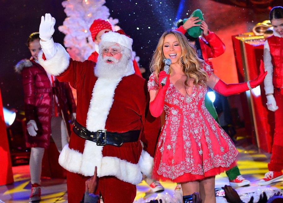 Celebrities Reveal Their Favorite Holiday Songs: Ariana Grande, Mariah Carey & More