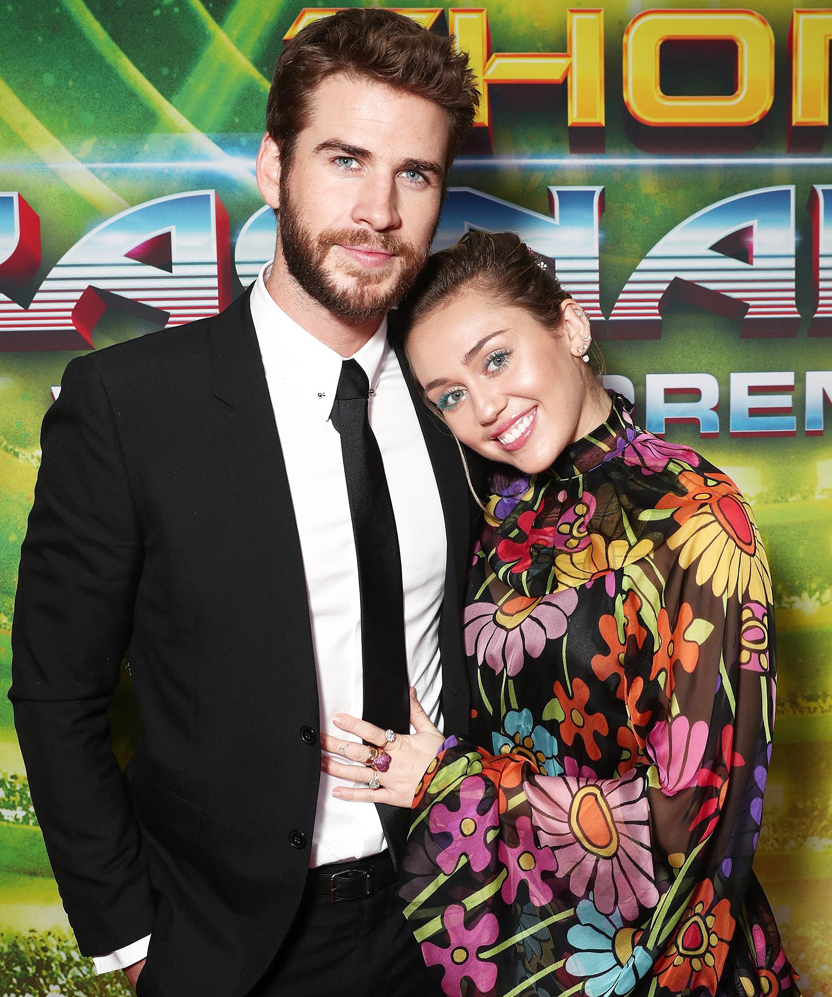 Brandi Cyrus Miley Cyrus Liam Hemsworth Thanksgiving Traditions
