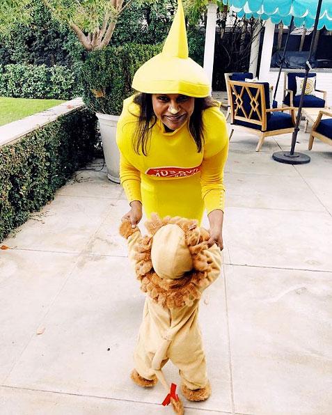 Mindy Kaling Halloween