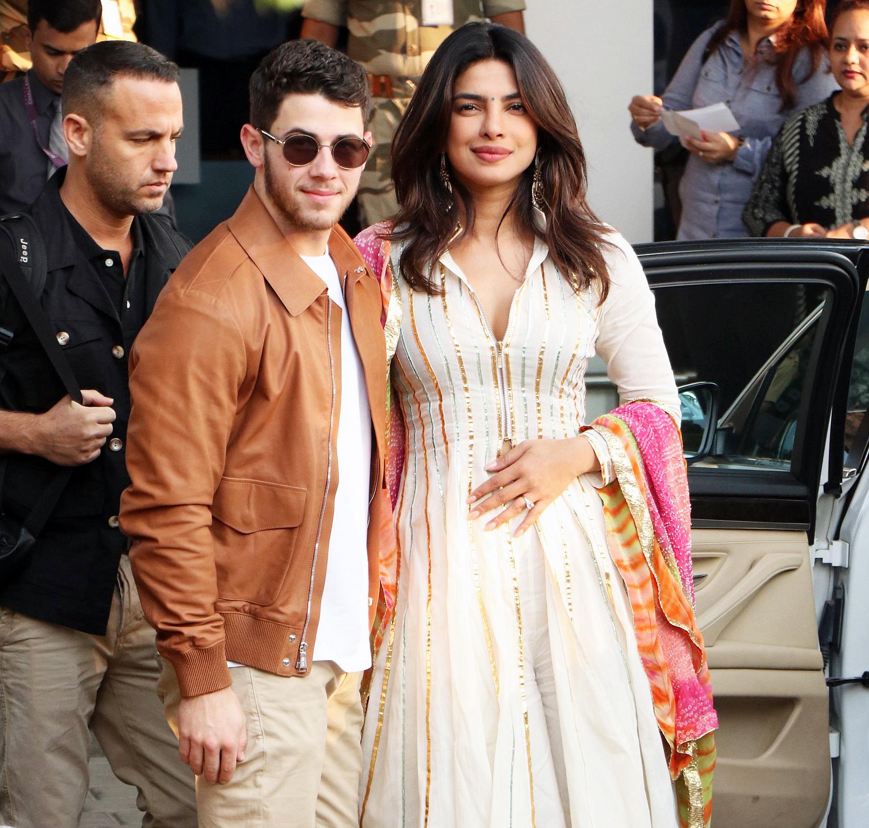 Priyanka Chopra Wedding.Nick Jonas Priyanka Chopra Full Wedding Weekend Schedule
