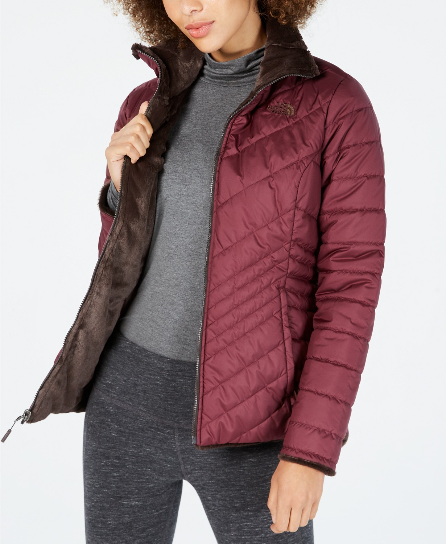 north face fleece lined reversible jacket macys sale
