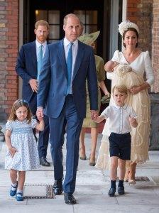 Prince William, Kate Middleton, Prince George, Prince Louis, Princess Charlotte