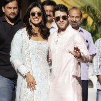 Priyanka Chopra Nick Jonas Wedding Celebrations