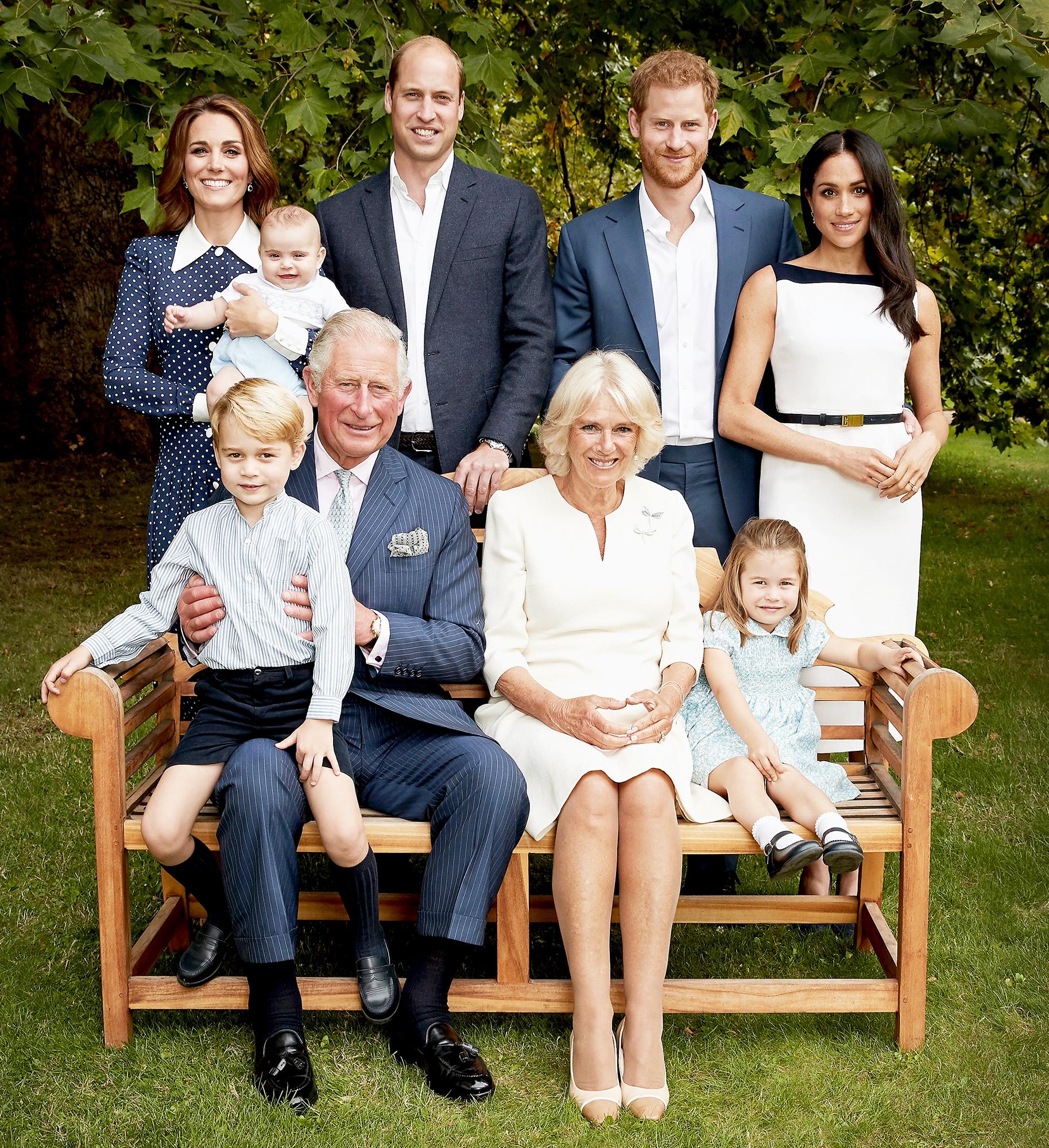 Royal Family Prince Charles Birthday