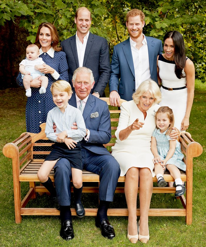 Royal Family Prince Charles Birthday