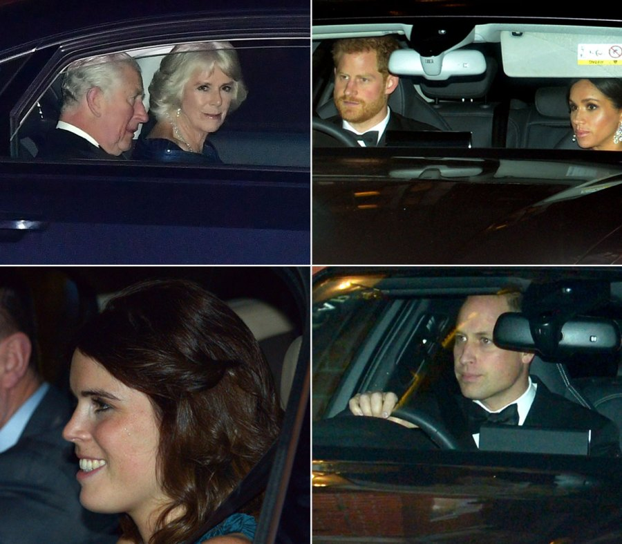 Royal Family Celebrates Prince Charles 70th Birthday