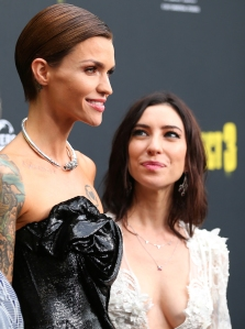 Ruby Rose and Jess Origliasso