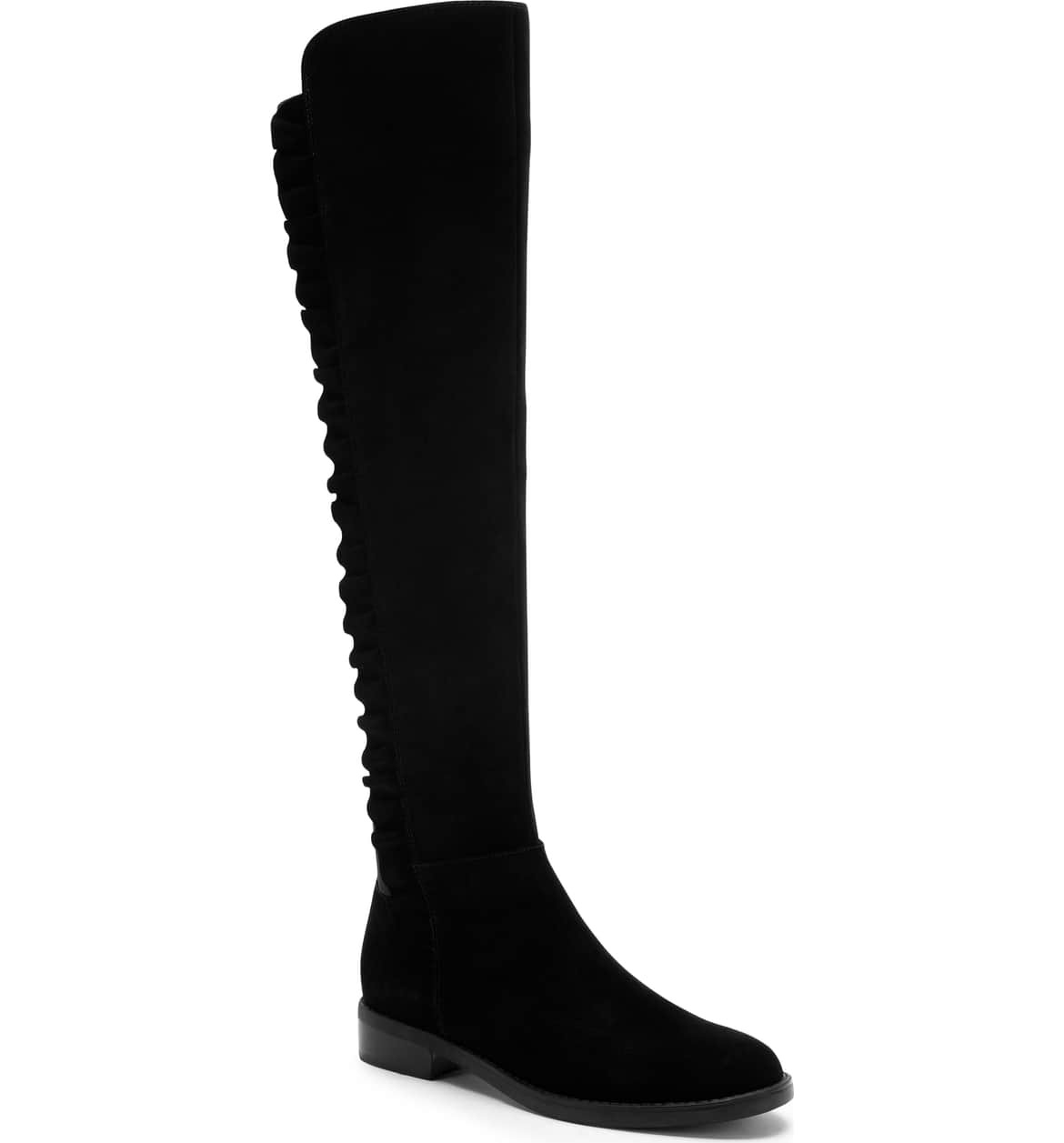 These Waterproof Over-The-Knee Boots