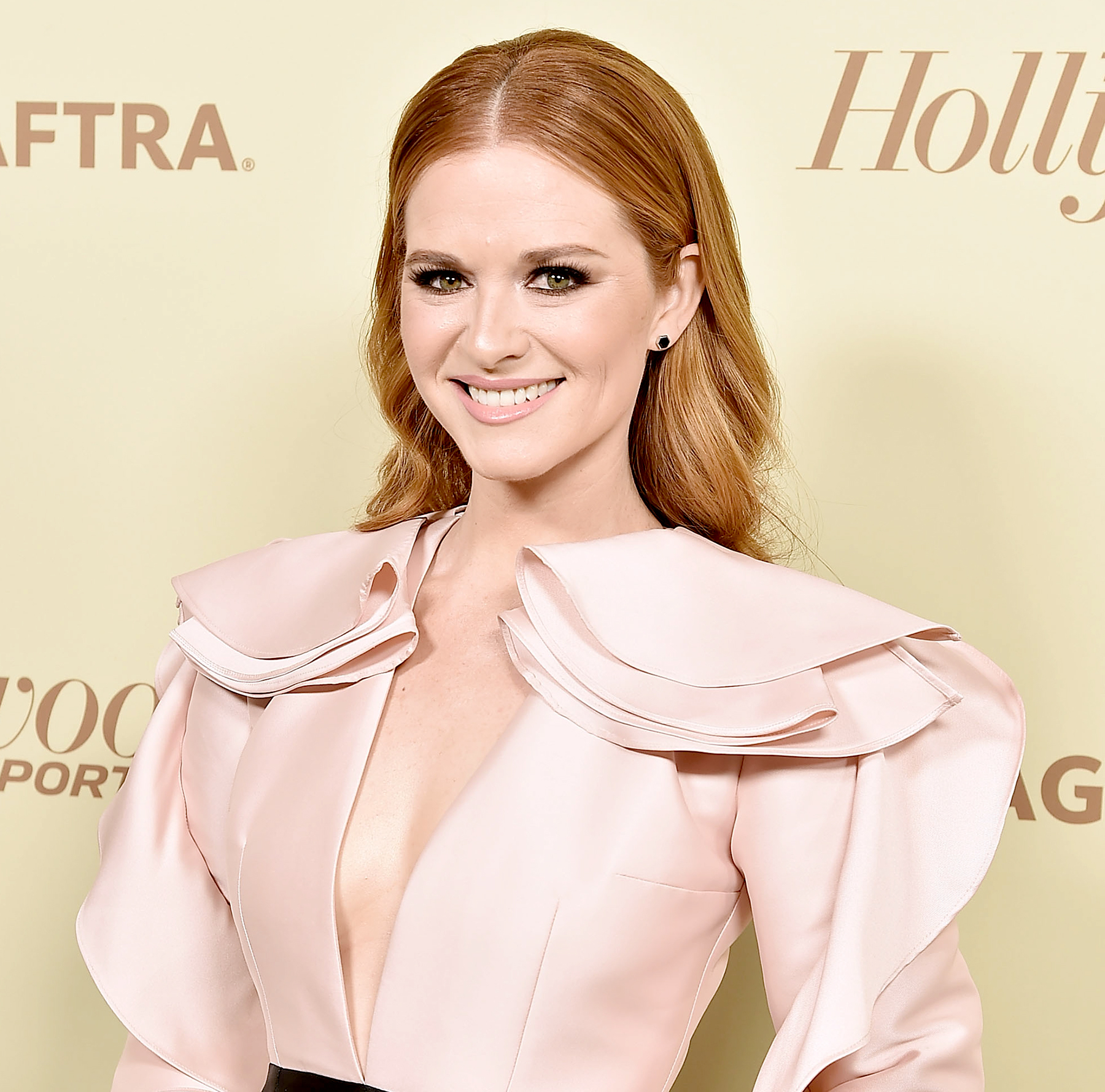 Sarah Drew - Sarah Drew attends The Hollywood Reporter And SAG-AFTRA Celebrate Emmy Award Contenders At Annual Nominees Night at Avra Beverly Hills Estiatorio on September 14, 2018 in Beverly Hills, California.