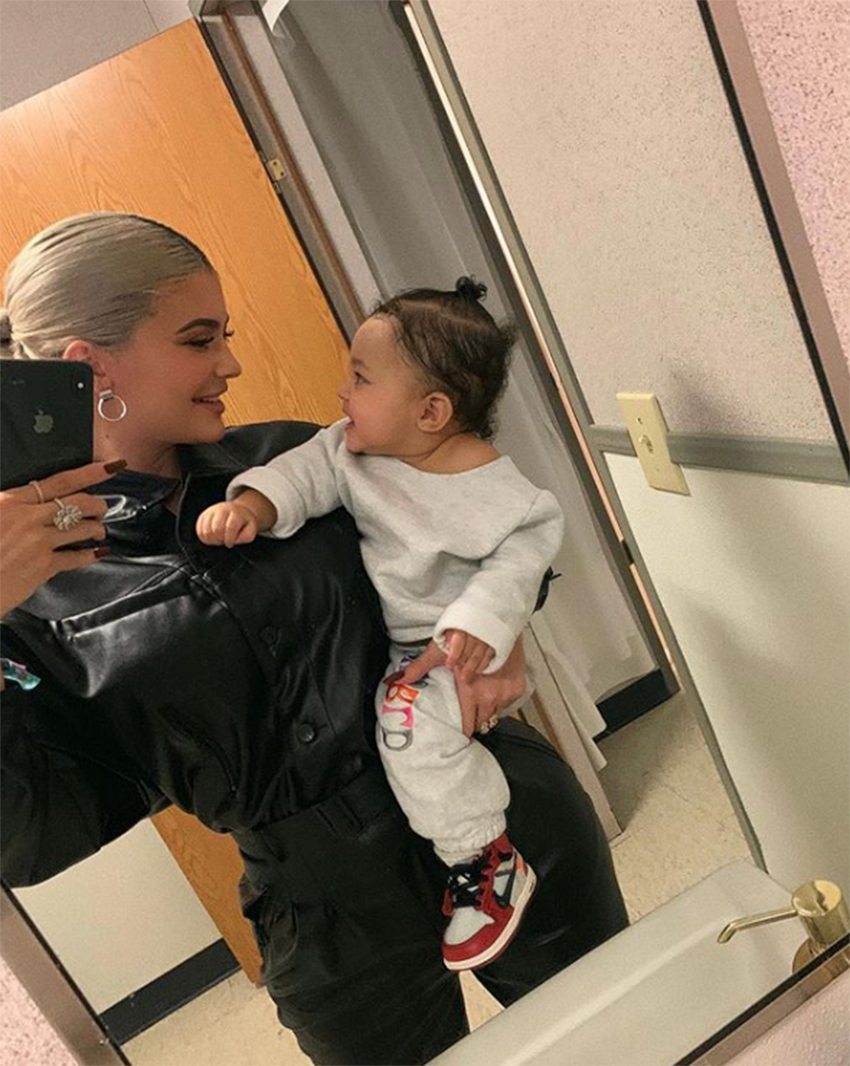 Everything Kylie Jenner and Travis Scott Have Said About Daughter Stormi