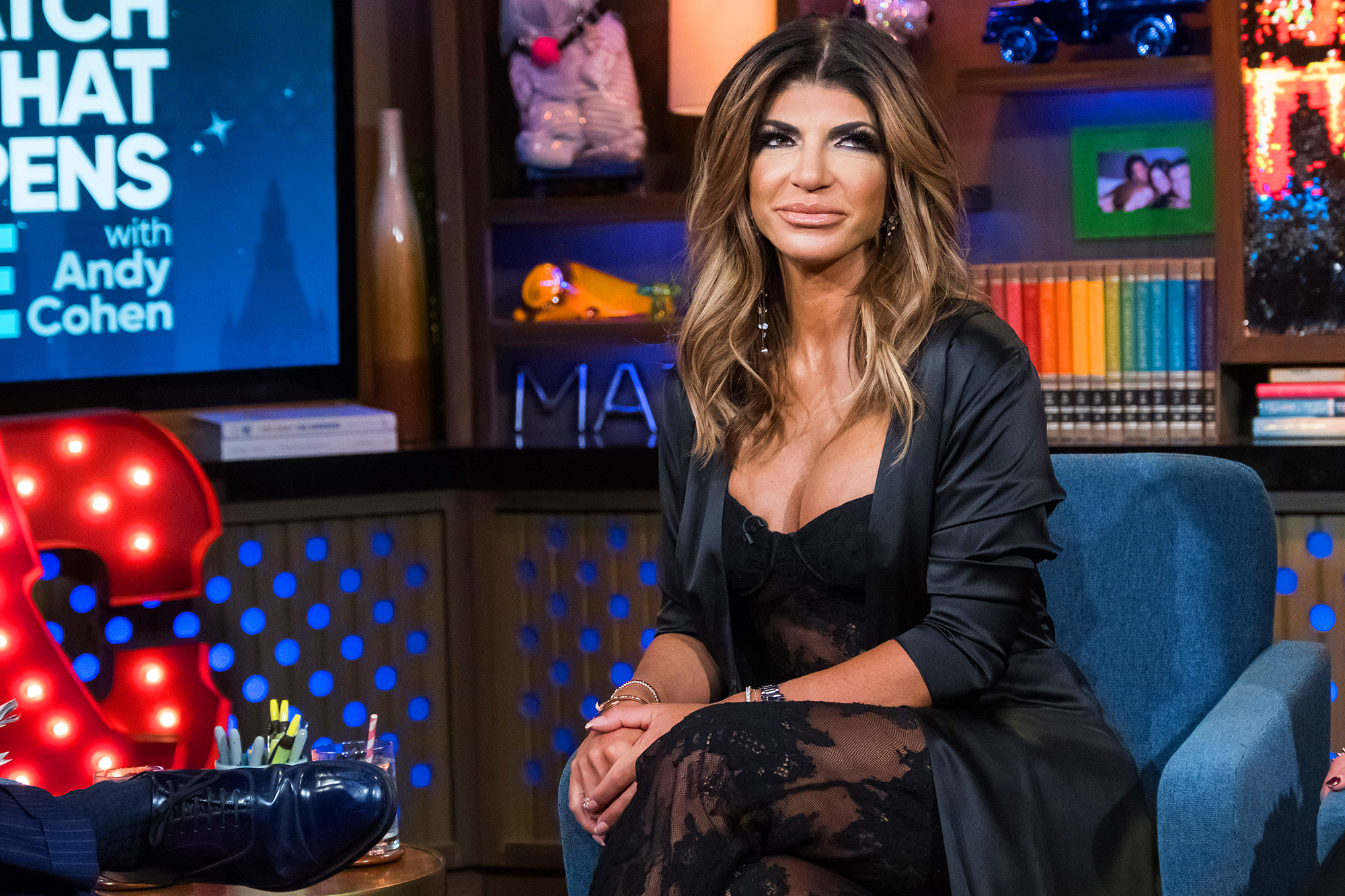 """Everything Teresa Giudice Has Said About Joe Giudice's Deportation - While speaking at a Real Housewives event in Connecticut in October 2018, the Bravo personality asked the crowd """"to please pray for me and my family ."""" She also said that she """"cannot wait to see the light at the end of the tunnel."""""""