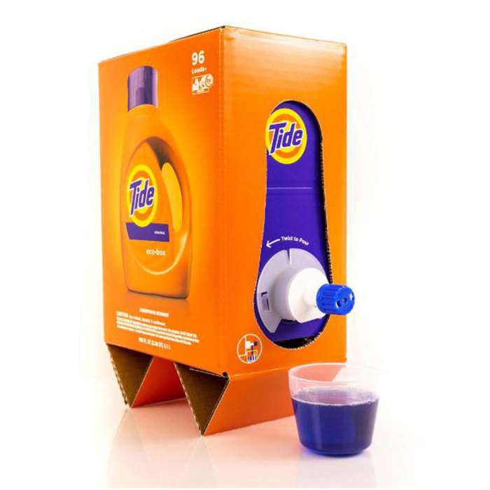 Tide or Franzia? People Think New Detergent Dispenser Looks Like Boxed Wine