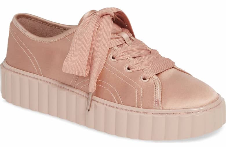 tory burch sneaker lace up