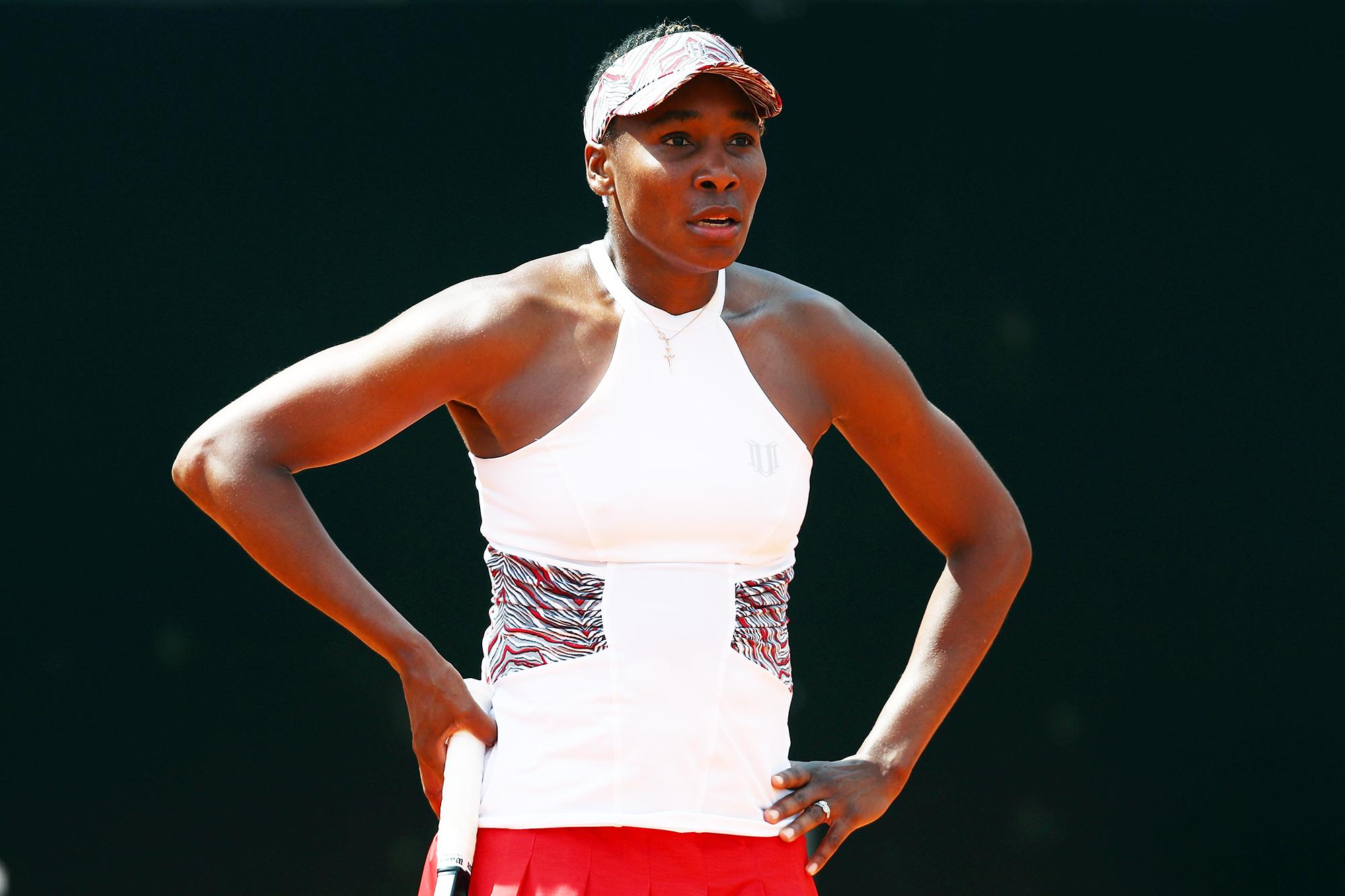 Venus Williams Settlement Fatal Car Crash