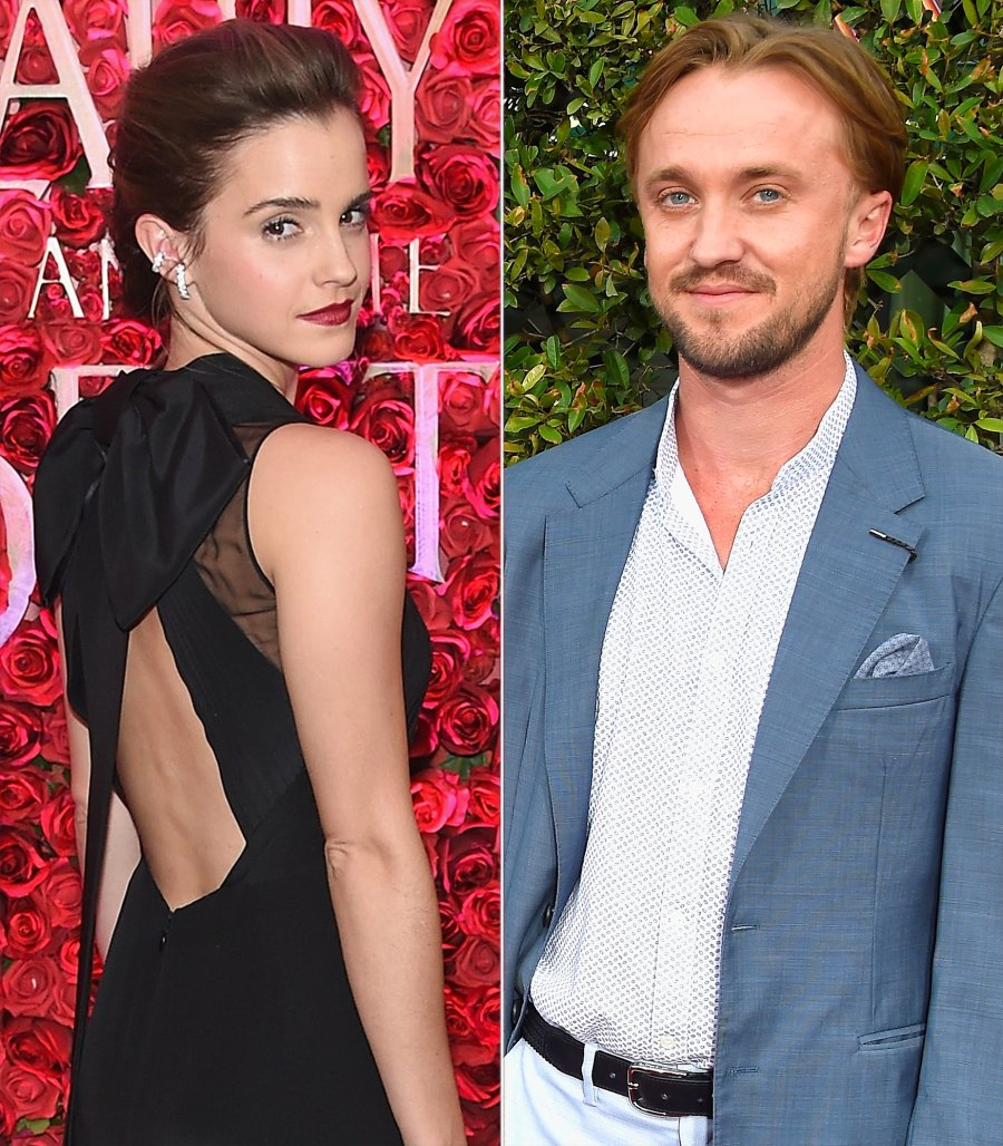 Stars and Their Celebrity Crushes: Meryl Streep and Will Ferrell, Emma Watson and Tom Felton, and More!