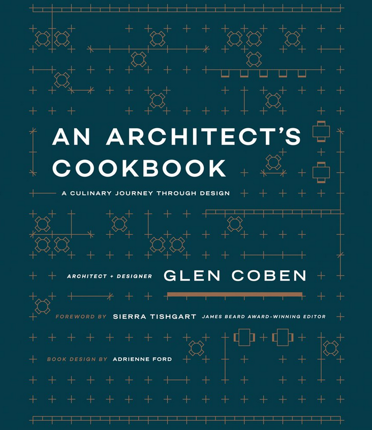 10. An Architect's Cookbook - This cookbook meets coffee table book from Glen Coben, the designer of top celebrity chef restaurants such as Carbone, Del Posto and Delmonico's, is perfect for design enthusiasts and cooks. Not only does this tome offer gorgeous interior photography and a compelling design narrative, but it also includes a recipe provided by each chef, many with Michelin-starred and James Beard award-winning restaurants.