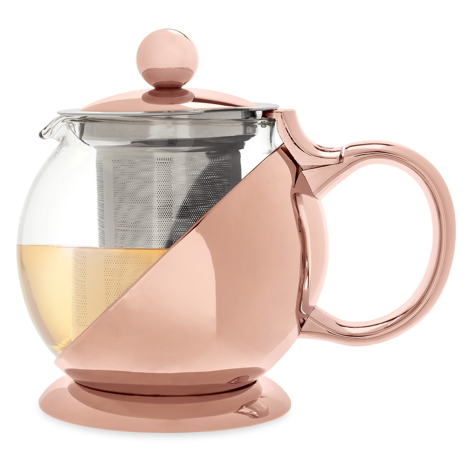 11. Pinky Up Shelby Teapot and Infuser - Have a tea-lover in your life? Add a posh touch to their kitchen with this teapot and infuser that's sure to elevate their tea time experience.