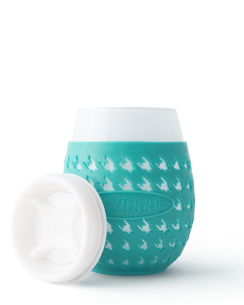 12. GOVERRE Wine Tumblers - A sippy cup for wine?