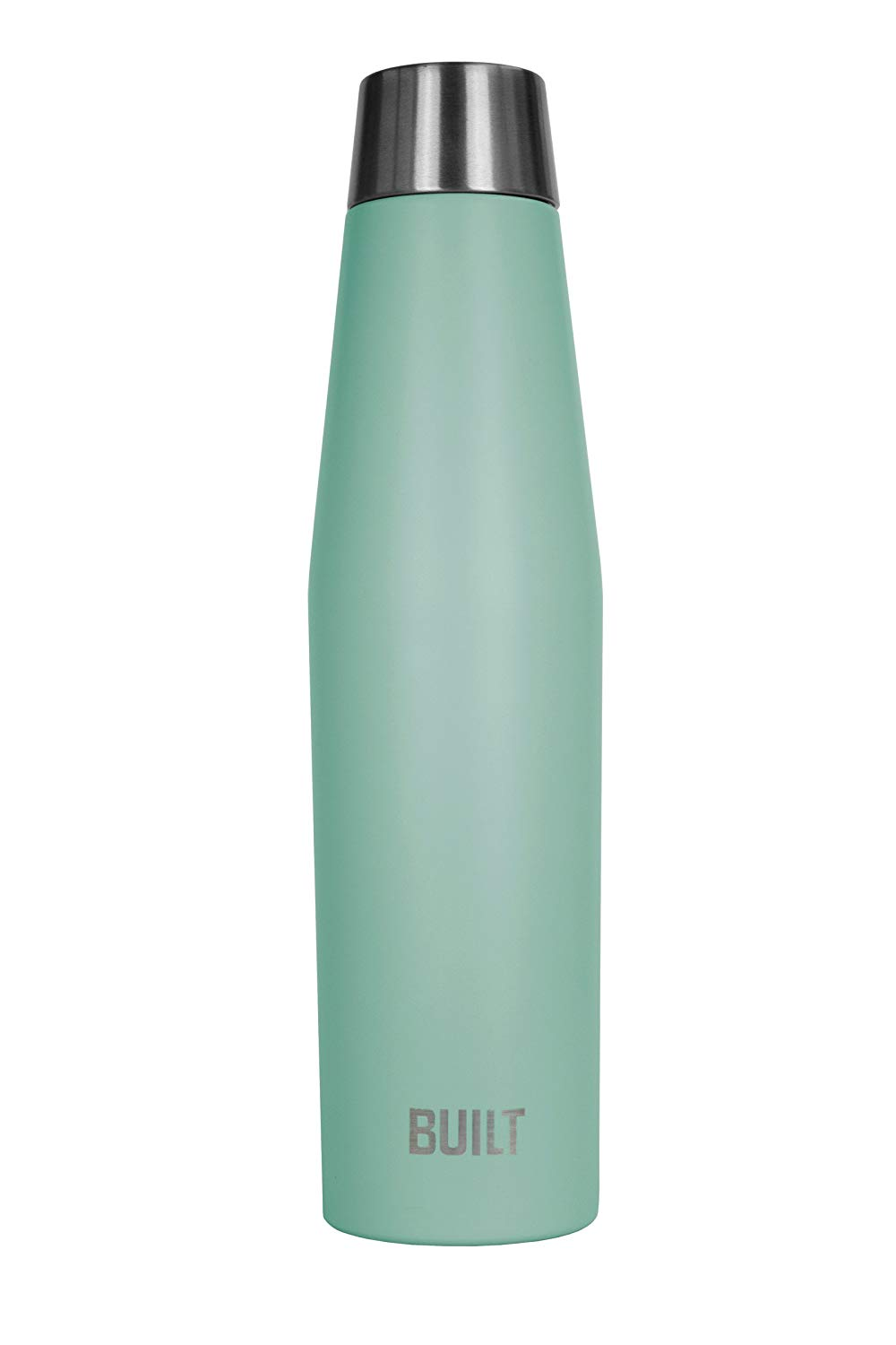 18. BUILT NY Perfect Seal Apex Vacuum Insulated Bottle - Encourage your friends and family to become more sustainably-friendly by gifting them this trendy water bottle with patented perfect-seal cap technology that locks the lid in place and creates a leak and spill-proof seal. Double-wall stainless steel, vacuum-sealed construction keeps drinks cold for 24 hours and hot for eight hours, making this bottle the perfect gym or walk around the block companion.