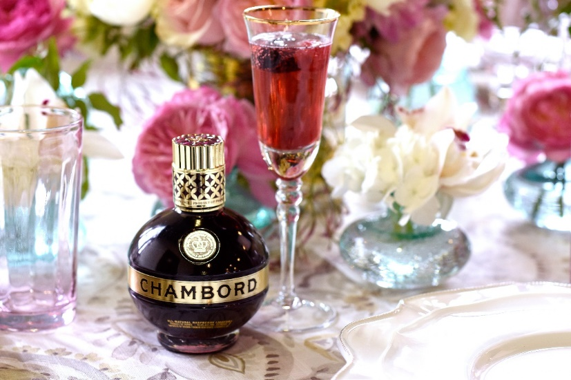 19. Chambord Royale - Chambord is a raspberry liqueur that's modeled after a spirit that was produced in the Loire Valley of France during the late 17th century. It's perfect for putting a luxe spin on classic cocktails such as a Kirk or a Manhattan without breaking the bank, and the elegant round, glass bottle helps it stand out on any cluttered bar cart.