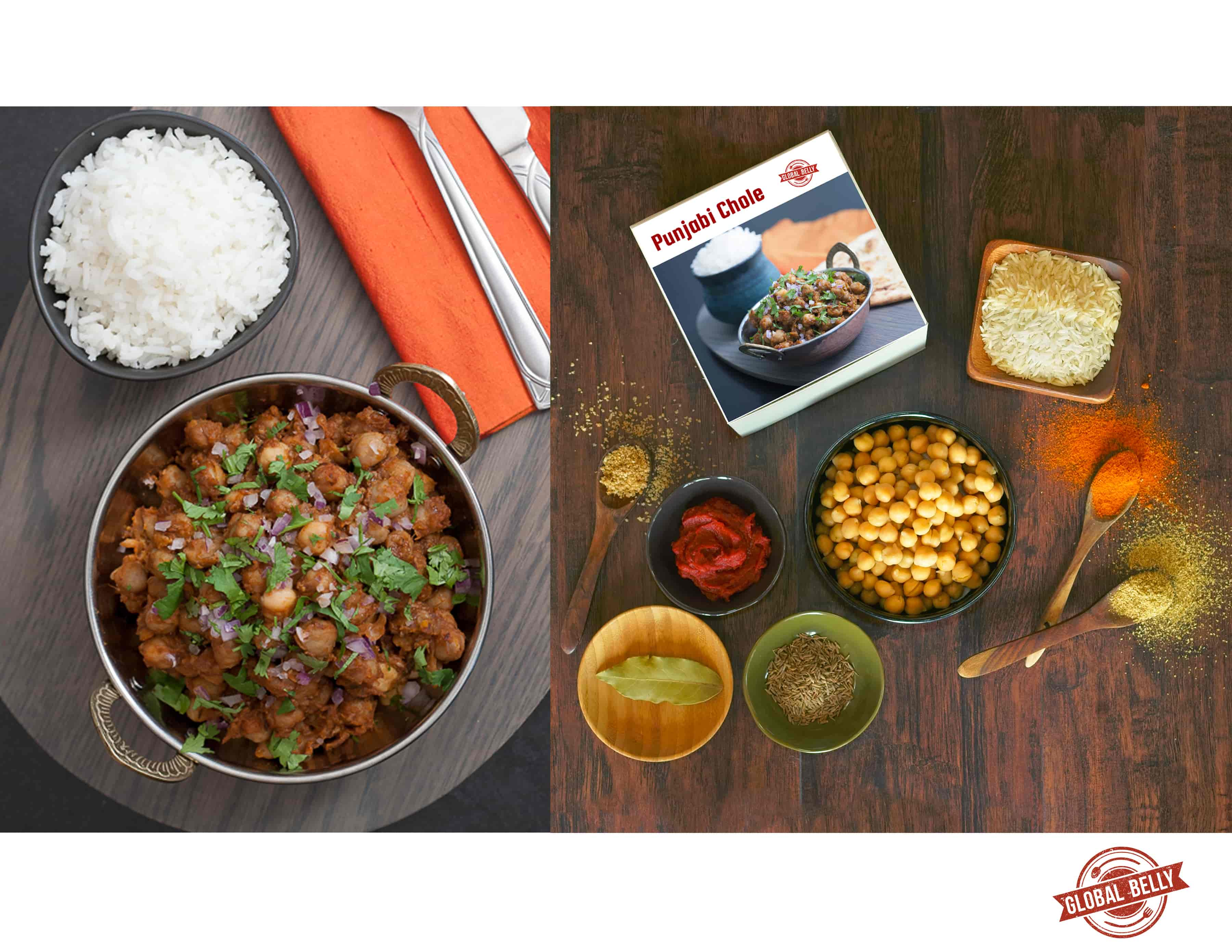 20. Global Belly Recipe Boxes - Global Belly provides shelf-stable and affordable recipe boxes that help consumers cook international cuisines at home. With flavorful dishes to choose from such as tikka masala and pad see ew, these recipe boxes make the perfect gift for the world traveler or international foodie in your life.