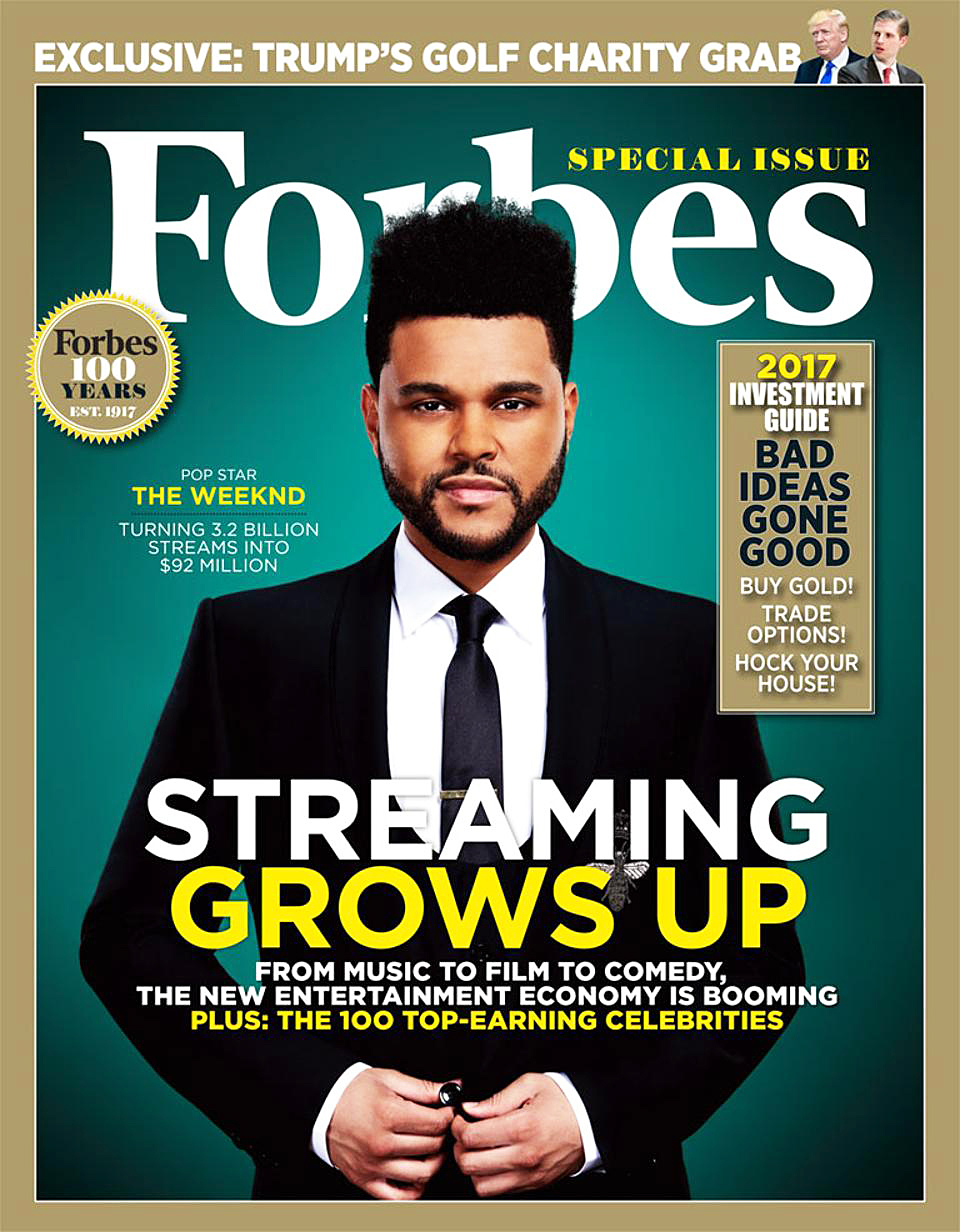 "8 Oops The Weeknd Forbes - After ""The Hills"" crooner made the cover of Forbes magazine in June 2017, Hadid ""liked"" a post shared by The Shade Room announcing the news. However, after fans noticed the show of support, the model removed it by ""unliking"" the post."