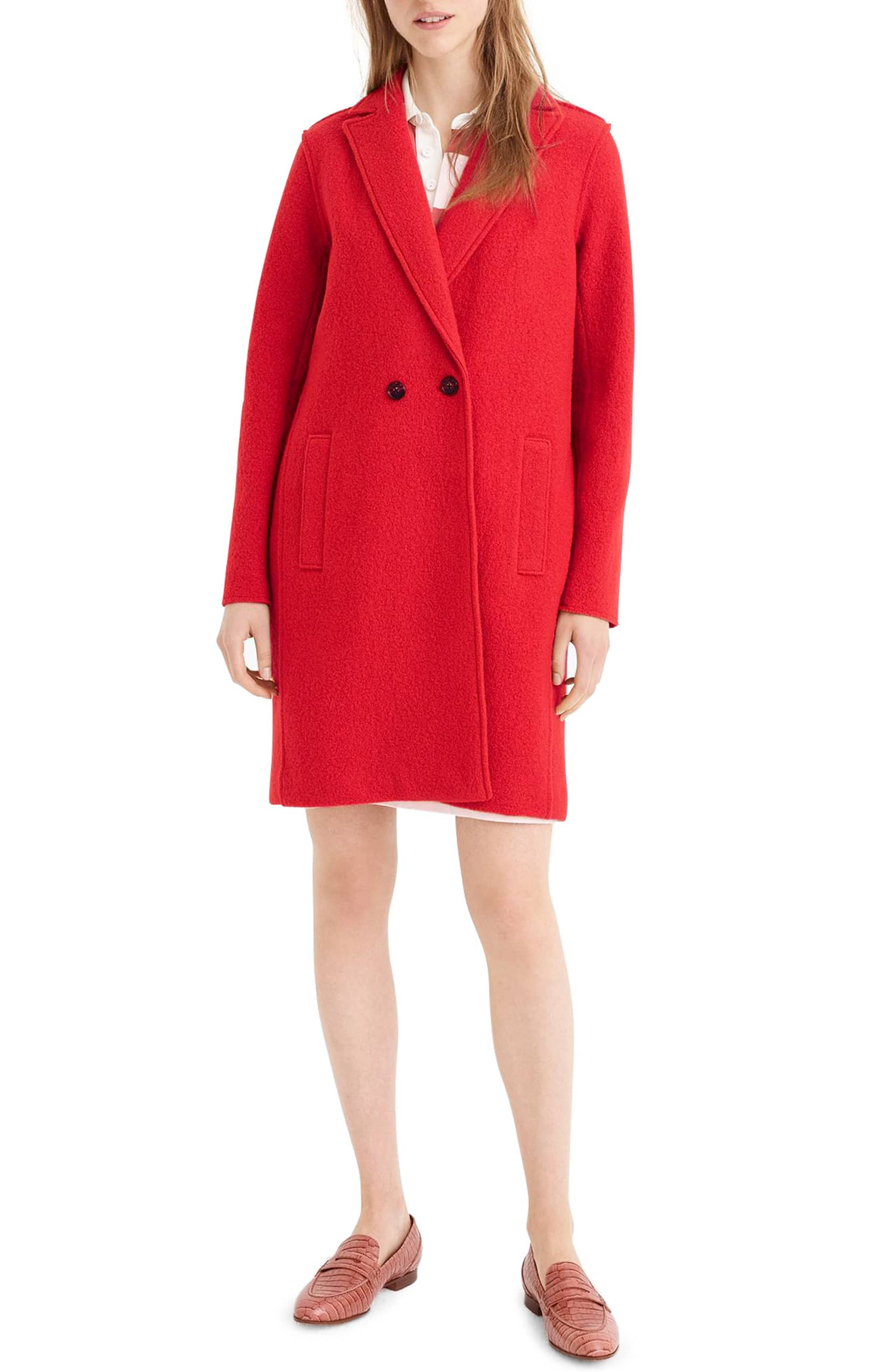 jcrew daphne coat
