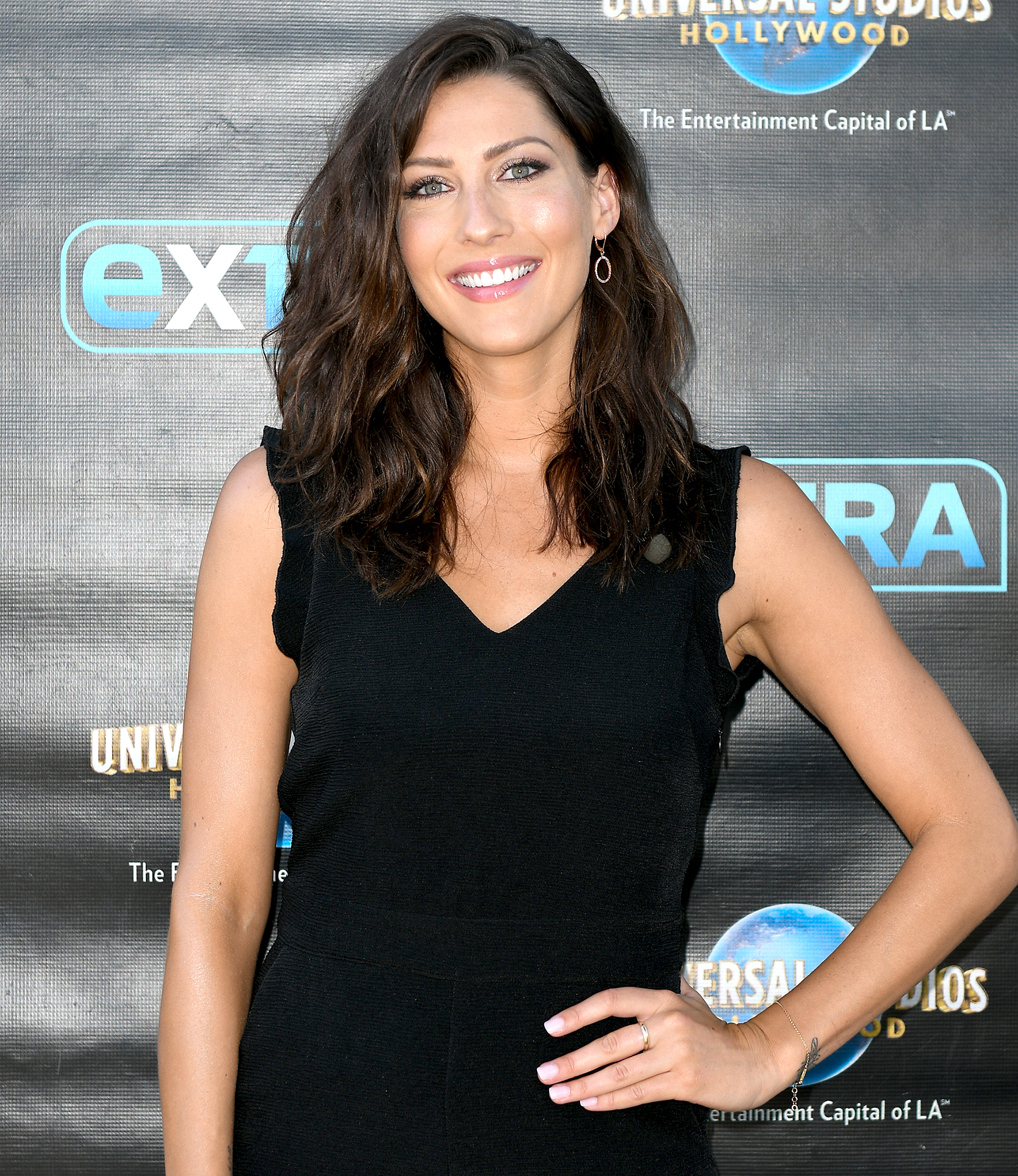 """Becca-Kufrin-Favorite-Moments-of-2018 - While getting engaged to Garrett Yrigoyen on The Bachelorette was almost the best moment of 2018 for the 28-year-old, she says finally revealing the news was actually better. """"Being together and [able to say] say his name in public now,"""" was a great feeling, she says."""