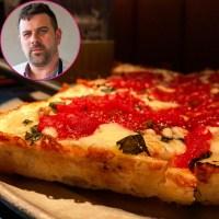 Brian Riggenbach Detroit style pizza