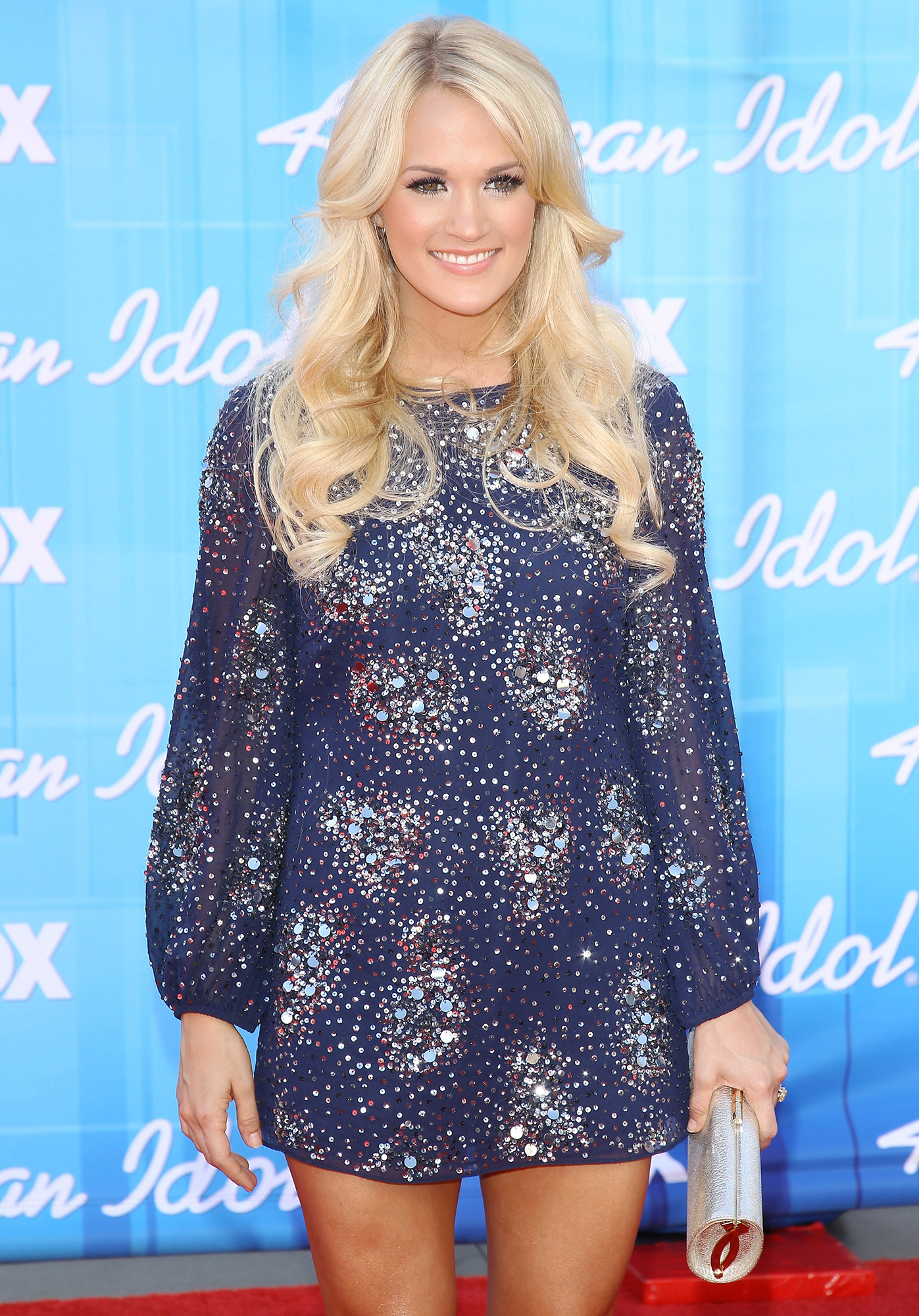 "Carrie Underwood Struggles - Underwood opened up about the less-than-exciting portion of her American Idol journey 10 years after winning the singing competition. "" Idol was probably the most horrifying thing , because I had never been away from my hometown like that before,"" the Oklahoma native told Parade magazine in October 2015."