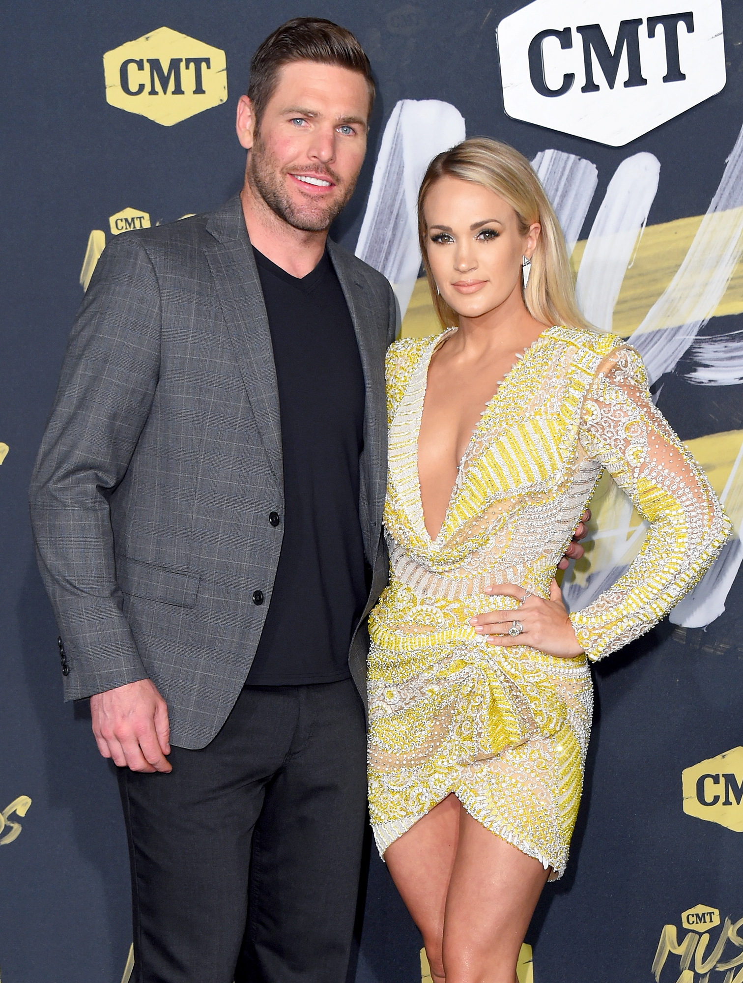 "Carrie Underwood Struggles - Underwood spoke out about her accident, which also left her with a broken wrist, in an April 2018 interview with SiriusXM's The Storme Warren Show and pointed to husband Mike Fisher's assistance in her recovery . ""He's all right [as a nurse]. I mean, I'm really terrible at letting anybody help me with anything, to be honest,"" she admitted."