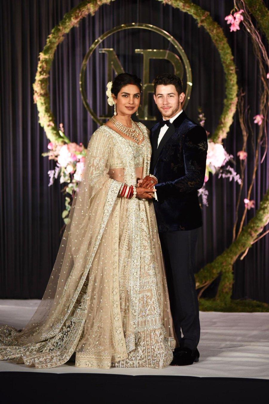 Celebrity Couples of 2018 Nick Jonas and Priyanka Chopra