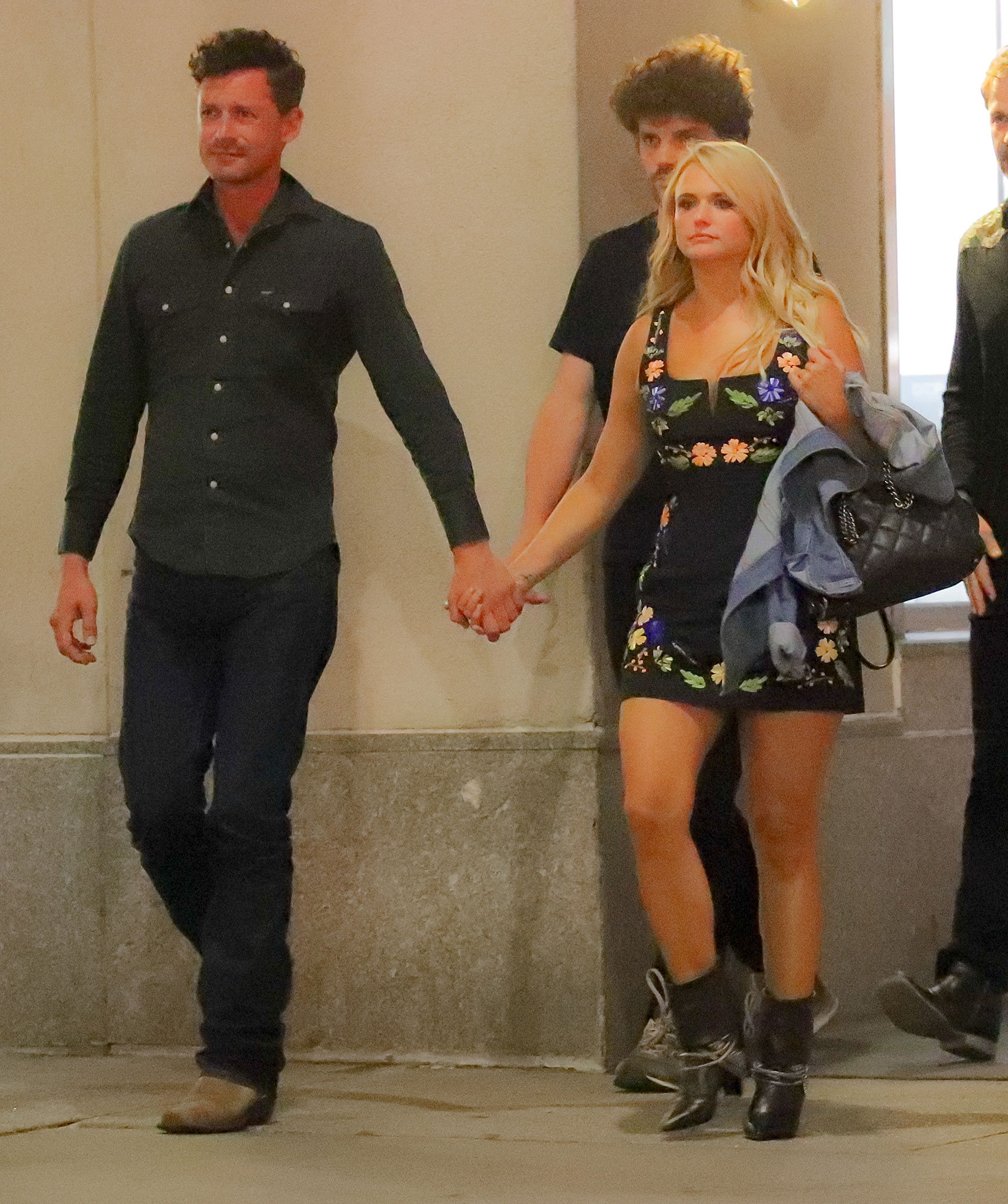 "Miranda Lambert and Evan Felker - Us confirmed in April that Lambert started a relationship with Felker after his band, the Turnpike Troubadours, hit the road with the Grammy winner two months earlier. A source revealed at the time that things just ""happened"" between them, even though they were both in relationships."