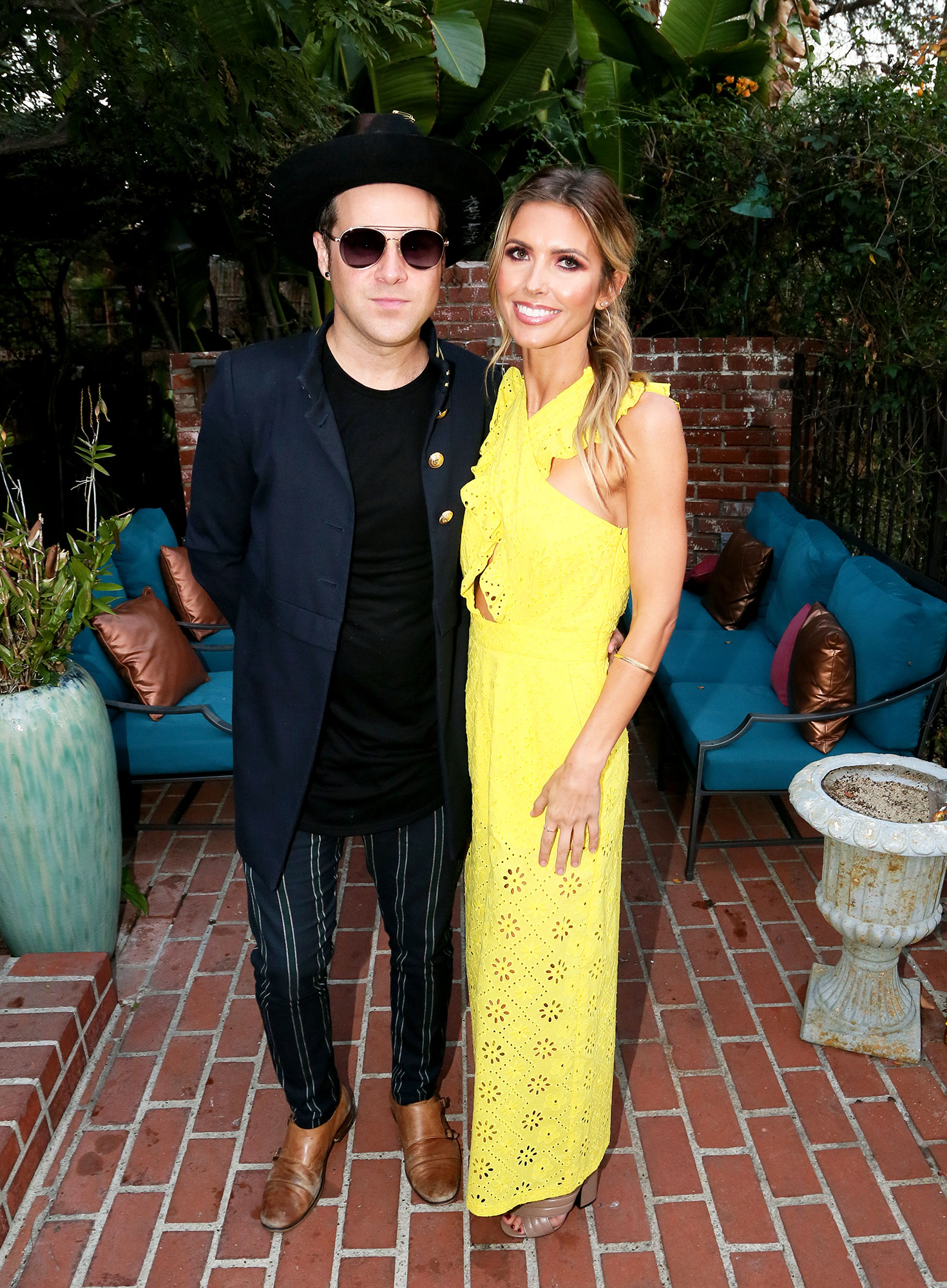Celebrity Couples of 2018 Ryan Cabrera and Audrina Patridge - Eight years after they originally dated, the Hills star rekindled her relationship with the musician in May. While they called it quits five months later, Patridge told Us in December that she loves Cabrera.