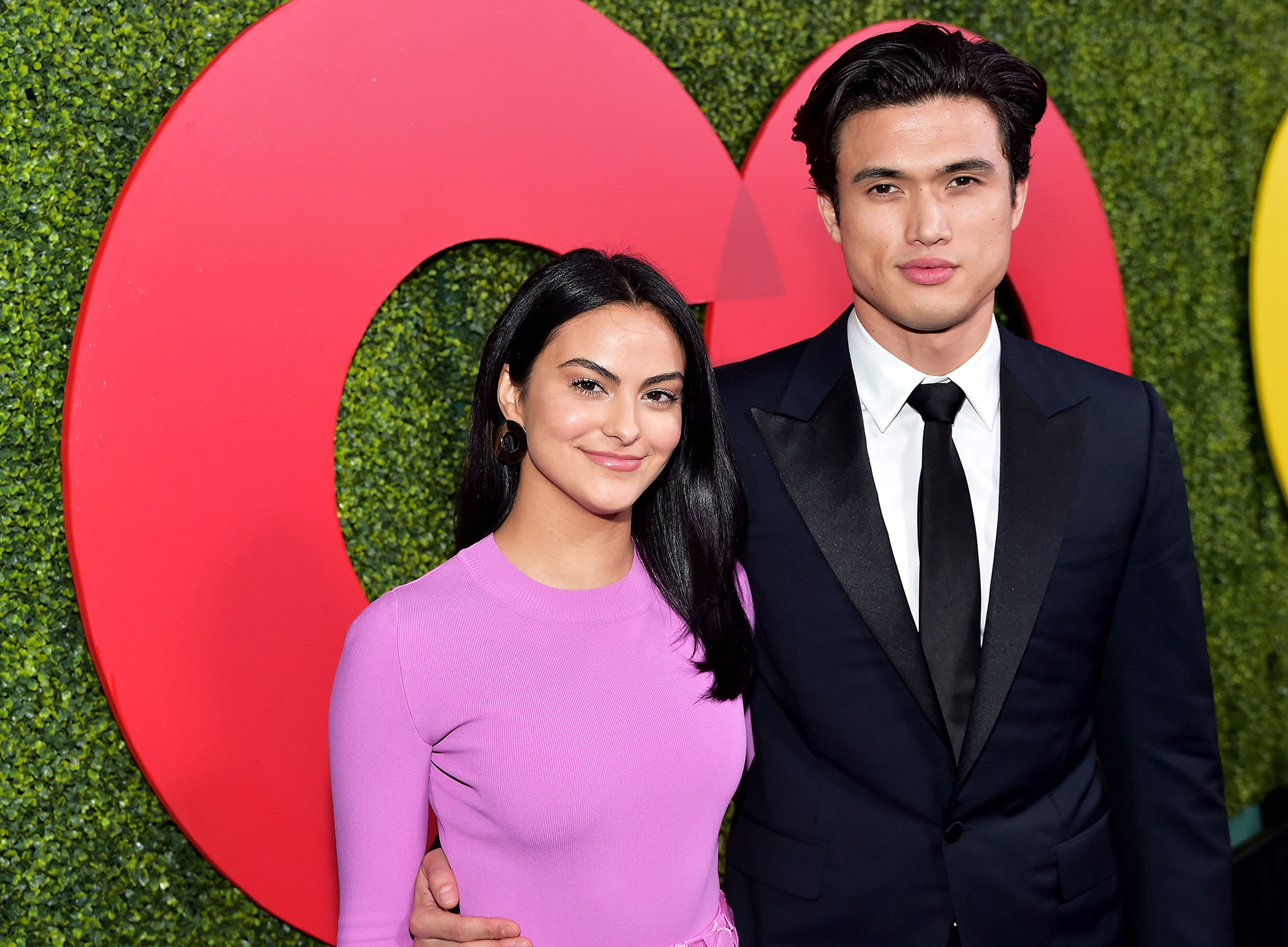 Celebrity Couples of 2018 Camila Mendes and Charles Melton - Riverdale fans were shocked to learn that Lili Reinhart and Cole Sprouse weren't the only real-life couple on the set of the CW hit. Mendes and Melton confirmed their relationship via Instagram in October.