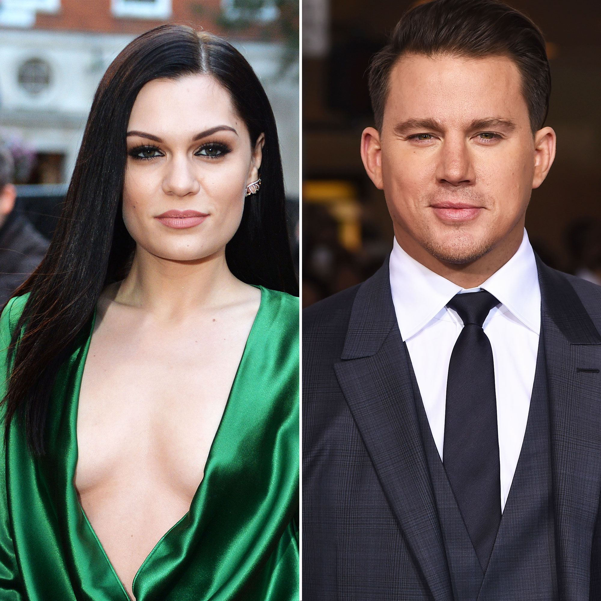 "Celebrity Couples of 2018 Channing Tatum and Jessie J - Us revealed in October that Tatum started dating the singer after his split from his wife of eight years, Jenna Dewan. ""It's new, casual and they're having fun together,"" an insider told Us at the time."
