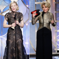 Celebs Who Have Been Over-Served at the Golden Globes: Cate Blanchett, Emma Thompson and More