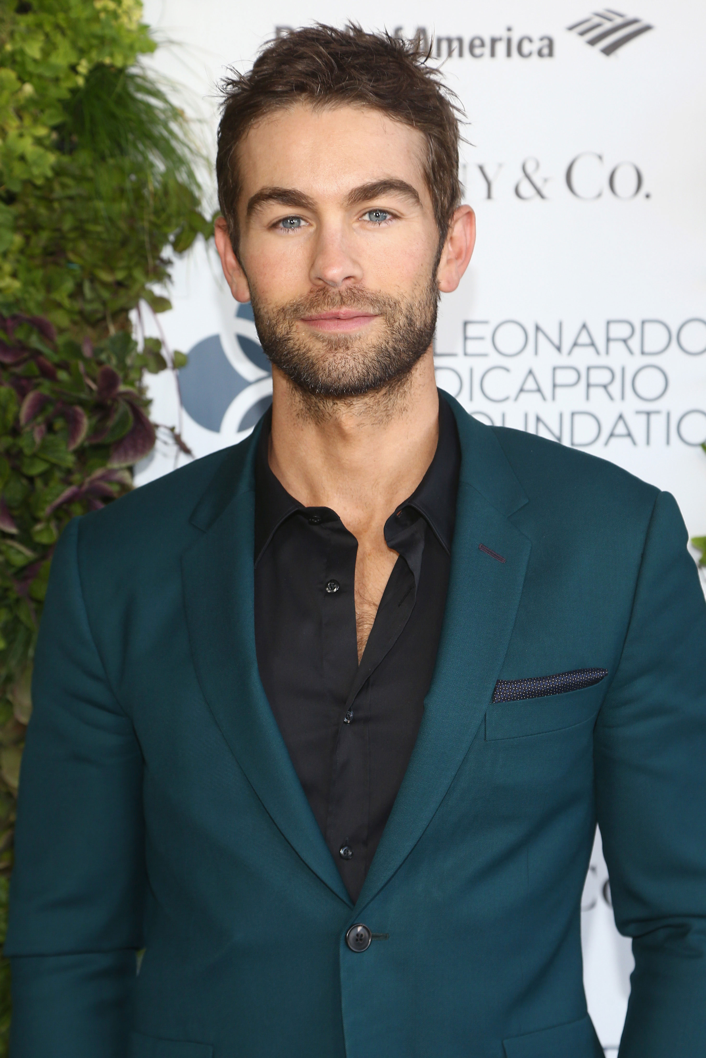 Chace Crawford Is Game for a 'Gossip Girl' Revival: 'It Was Such a Fun Part of My Life' - Chace Crawford at The Leonardo DiCaprio Foundation Gala on September 15, 2018 in Santa Rosa, California.