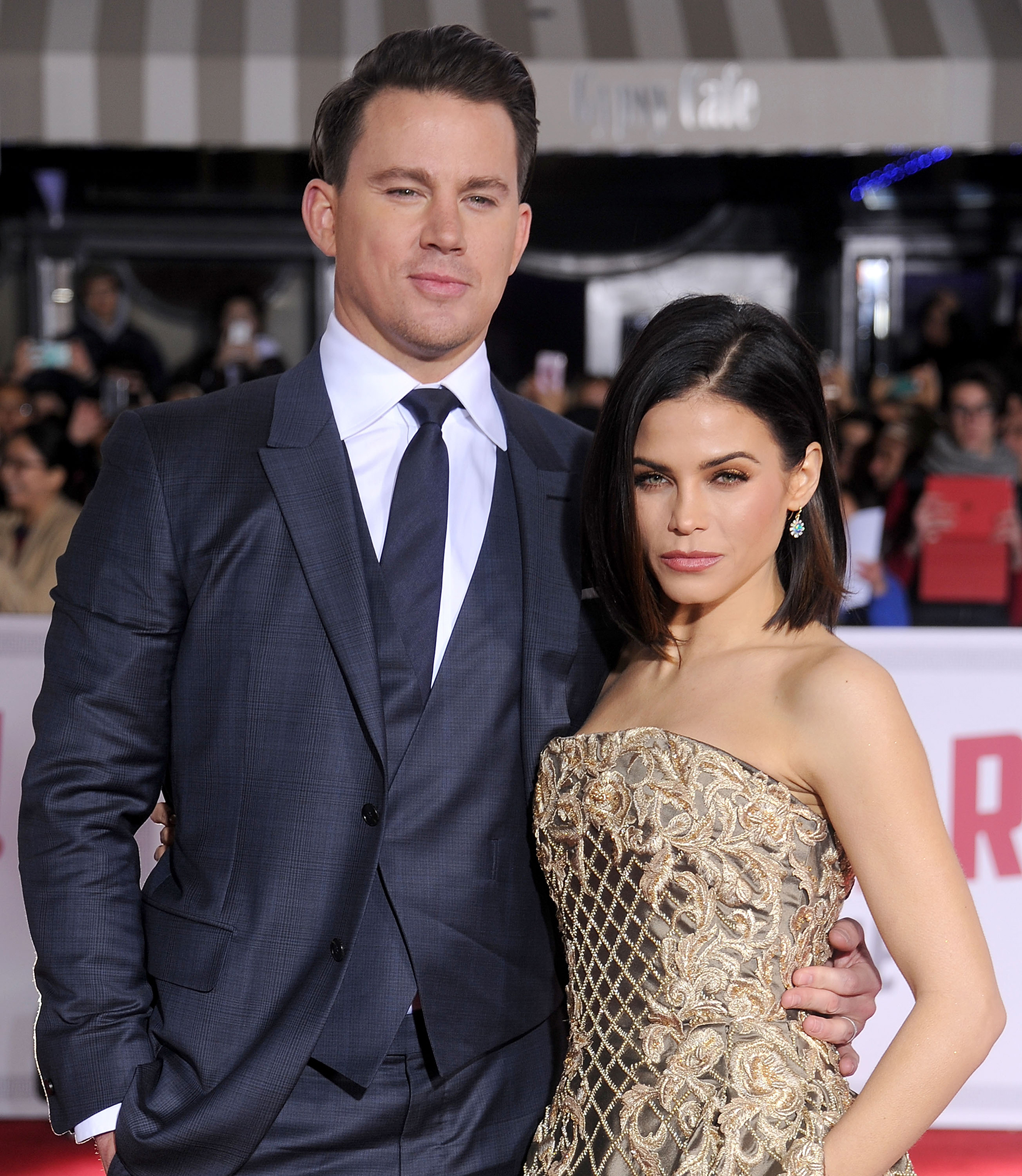 Channing Tatum and Jenna Dewan Mourn the Death of Their Dog Lulu: 'Heartbroken Doesn't Even Come Close to How It Feels' - Channing Tatum and Jenna Dewan.