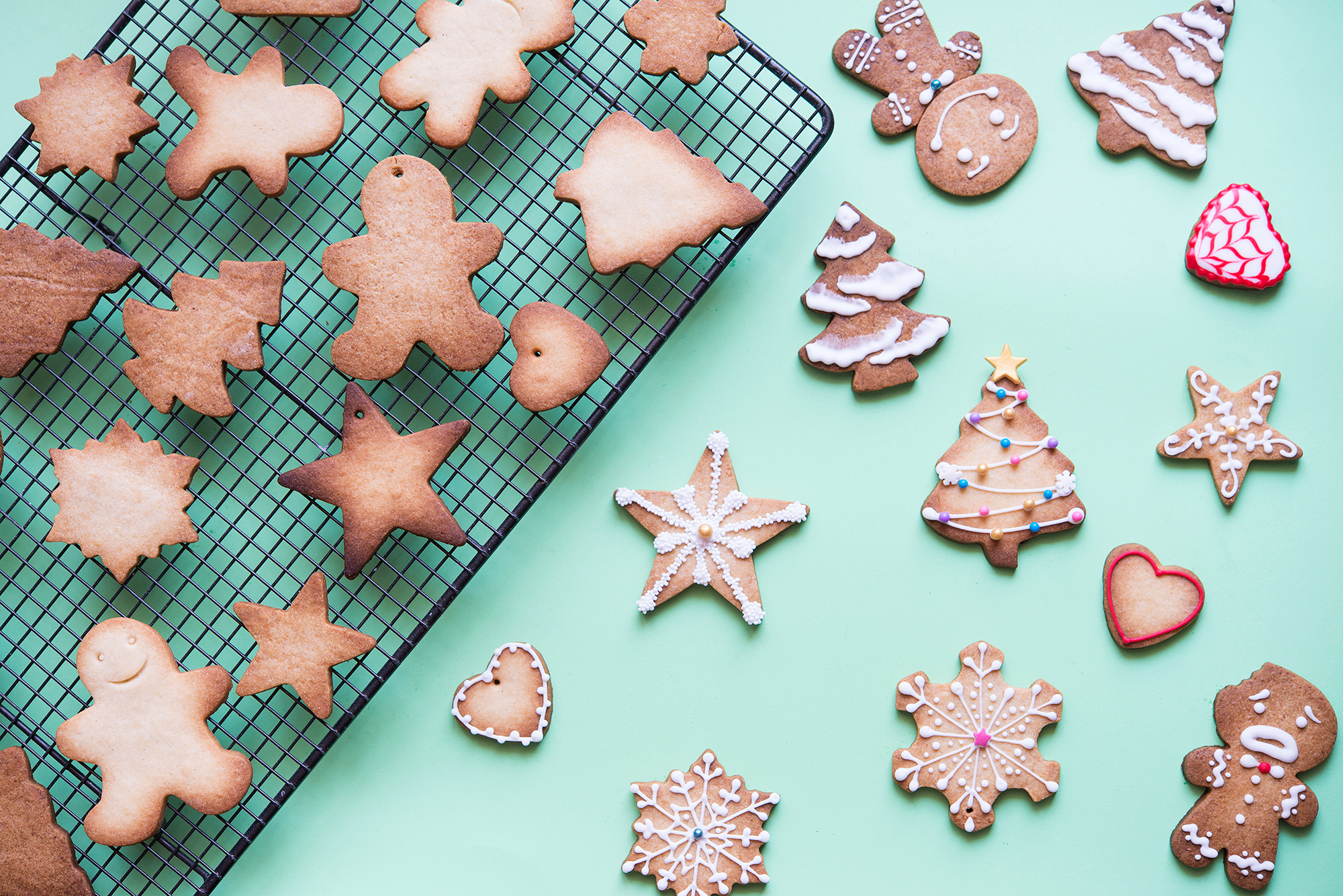 Buckingham Palace Shares Christmas Gingerbread Biscuits Recipe