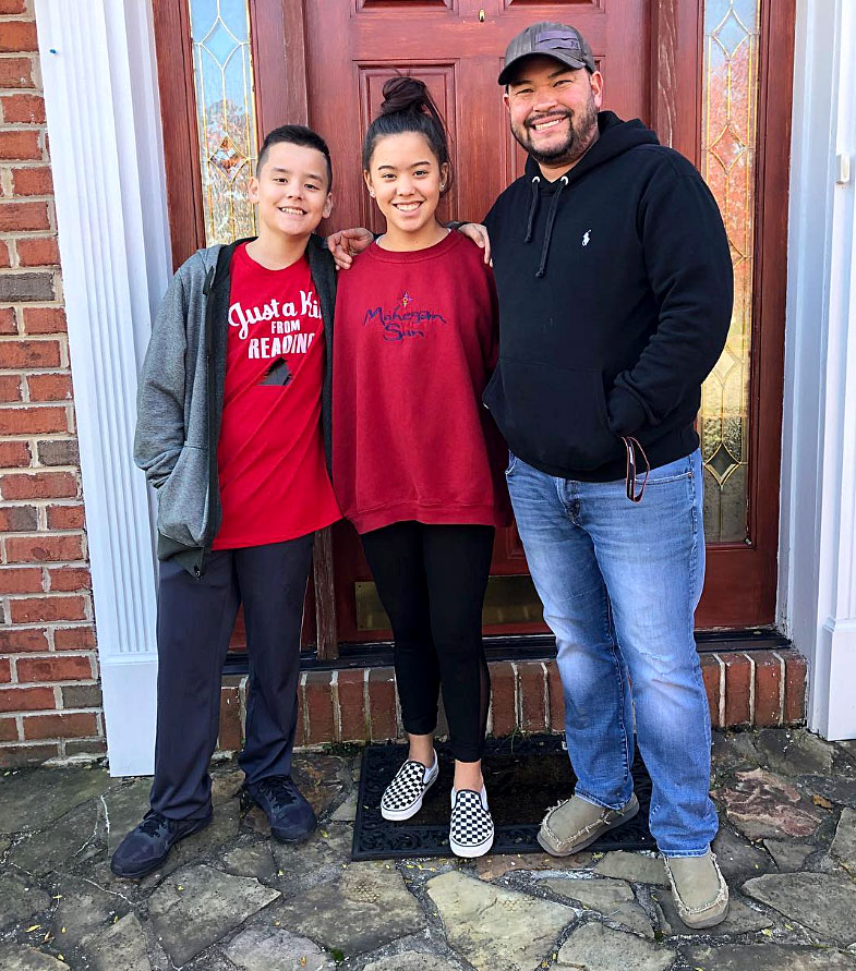Collin Gosselin 'has the light back in his eyes' after his father, Jon Gosselin, was awarded sole custody of him, a source tells Us Weekly - Collin Gosselin, Hannah Gosselin and Jon Gosselin.