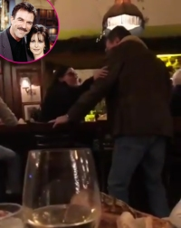 Courteney-Cox-and-Tom-Selleck-reunited