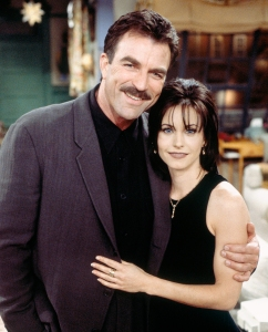 Courtney-Cox-and-Tom-Selleck-reunite