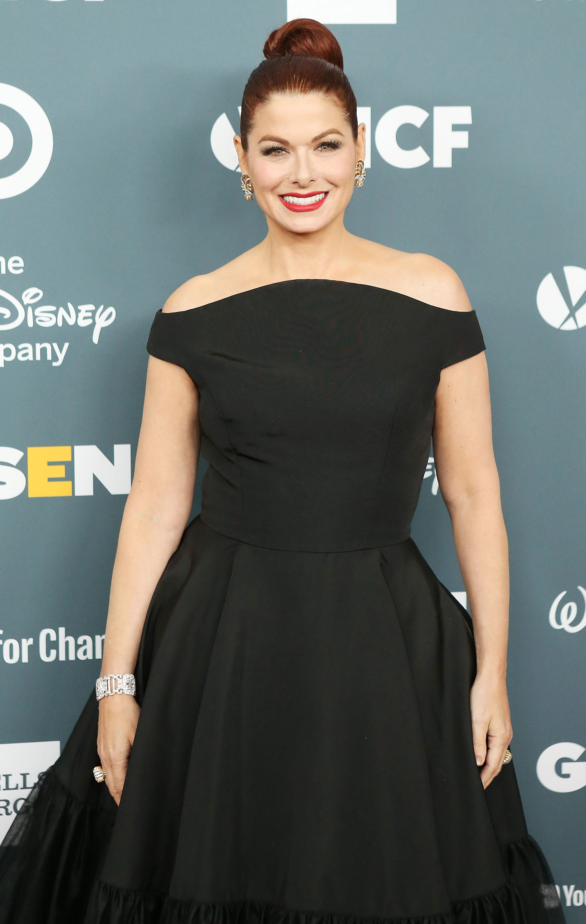 """Santa's Naughty or Nice List - """"I think I'm on the nice list,"""" the Will & Grace actress tells Us. """"I'm on the nice list because this year I worked on becoming more involved in organizations that are focused on helping people, and that's something I'm proud of and I think Santa should reward me for it."""""""