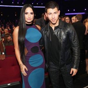 Demi Lovato Nick Jonas